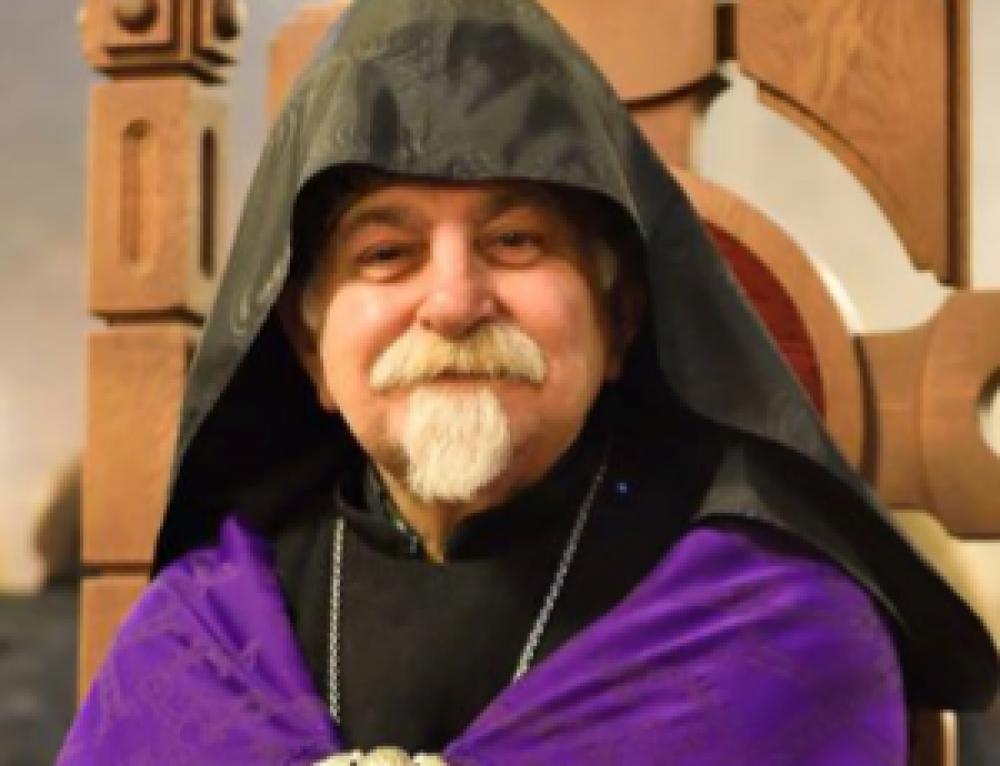 Erzbischof Karekin Bekdjian